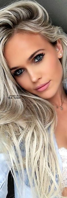 Top 10 Countries With The World's Most Beautiful Women (Pictures included) Most Beautiful Eyes, Gorgeous Women, Girl Face, Woman Face, Blonde Beauty, Hair Beauty, Pretty Eyes, Beauty Women, Blondes