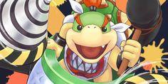 Más personajes se sumarán al Mario Tennis: Ultra Smash http://j.mp/1N8LeMR |  #MarioTennisUltraSmash, #Nintendo, #Videojuegos, #WiiU