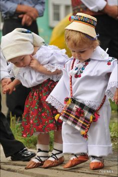 Beautiful children in Maramures, Romania