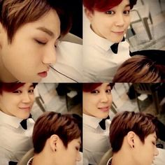 JIMIN LOVES JUNGKOOK SO MUCH AND HE LOOKS SO CUTE SLEEPING AW