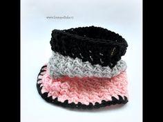 Nákrčník véčkový Tulip Big – Krampolínka Knitting Patterns, Crochet Patterns, Fair Isles, Neck Warmer, Mittens, Free Crochet, Cowl, Beanie, Gloves