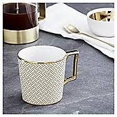 Tesco direct: Fox & Ivy Soho Links Mug Latte Mugs, Tea Mugs, Kitchenware, Tableware, Tesco Direct, Dinner Sets, Cup And Saucer, Home Furnishings, Ivy