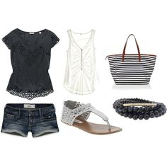 simple, cute summer #clothes for summer #clothes summer #cute summer outfits| http://tlc-waterfalls.blogspot.com