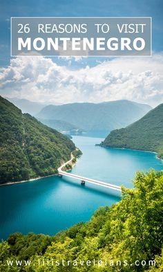54 Best Travel Montenegro images
