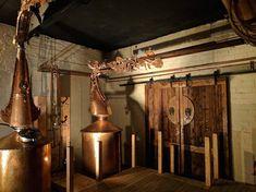 Distillery tour in LA