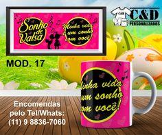 Caneca Personalizada para a Páscoa! Reserve já a sua! #pascoa #caneca #chocolate