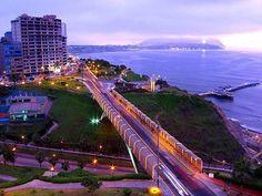 Miraflores Lima - Peru