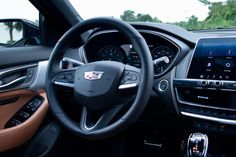 Why The CT5 Is A Major Step Forward For Cadillac. It's a surprising improvement over the ATS and CTS. Apple Watch Clock Faces, C Class, Android Auto, Cabin Design, Well Thought Out, Back Seat, Fuel Economy, Buick, How To Be Outgoing