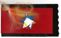 Weihnachtskarte 36 Grösse 9,5 x 19cm