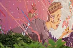 Street Art #agitágueda #streetart #arteurbana #águeda