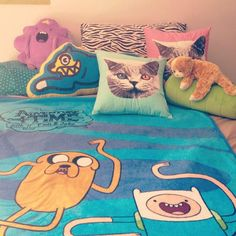 My goal is to get my bed like this