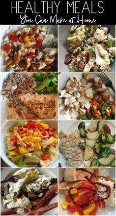 40-Day Challenge | Full Day of Meals with Macros | Honey We're Home #healthymeals #healthyrecipes #homemademeals #dinner #dinnerrecipes