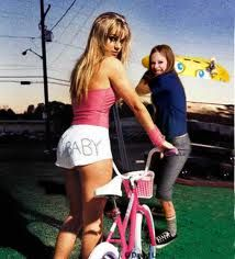 Young avril lavigne and Britney Spears