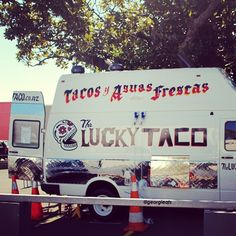 The Lucky Taco Truck!