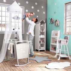 Great idea for a little boy& room babyboyrooms Baby Bedroom, Baby Boy Rooms, Baby Room Decor, Baby Boy Nurseries, Nursery Room, Kids Bedroom, Elephant Nursery Decor, Nursery Ideas, Baby Zimmer