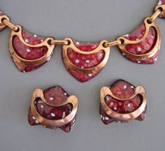 Matisse Copper Jewelry