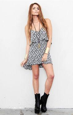 dress and cuff