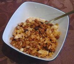 Auch Jessi zeigt ihren gesamten Vegan Wednesday - mit Reisflakes und ChocoKrispies zum Frühstück!
