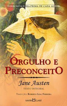 Orgulho e Preconceito - Jane Austen - Editora Martin Claret (Coleção a Obra-Prima de Cada Autor)