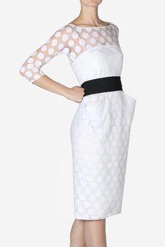 carla zampatti spot dress - Google Search