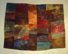 textiles & mixed media