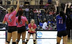 St. Mary's Volleyball celebrated Senior Day with a victory over Oklahoma Panhandle State.