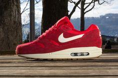 "Nike Air Max 1 ""Suede"" Pack"