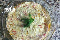 Kırmızı Biberli Kabak Salatası