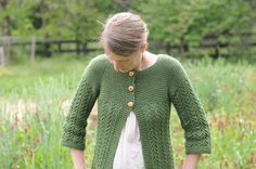 Love this sweater!!  The fit looks perfect.  February Lady Sweater by GSheller.
