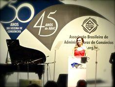 Millena Machado comanda o evento da ABAC! Já tem fotos no blog: