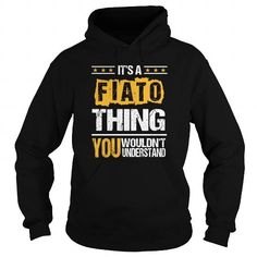 cool FIATO Name Tshirt - TEAM FIATO LIFETIME MEMBER