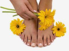SAIKU ALTERNATIVO: Embelleciendo los pies.