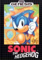 Sonic the Hedgehog Sega Genesis