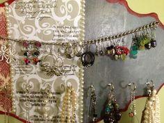 French Provincial Jewelry Organizer - Mel Designs