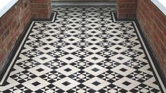 London source for Victorian floor tiles