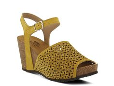 Loanna Wedge Sandal