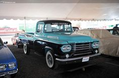 1958 Dodge D- 100 Sweptside (D100