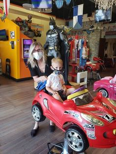 Smiling even behind their masks @ Chiquicuts Masks, Motorcycle, Vehicles, Living Room, Motorcycles, Car, Motorbikes, Choppers, Vehicle