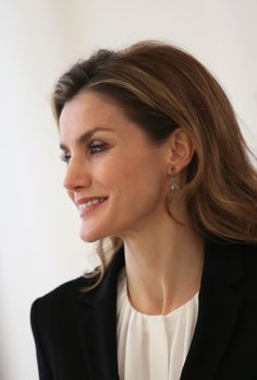 Queen Letizia of Spain visit Germany