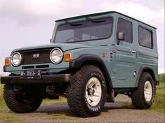 1982 Daihatsu Rocky Taft -  I always wanted one of these...