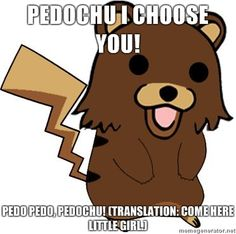 Pedobear - Episode 22 by Cryptic-Metaphor292