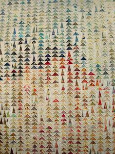 jbe200quilts:  LIBERTY QUILT This incredible quilt is made entirely of Liberty  fabric that the quilter had collected for nearly thirty years. It was  on display at the epic 2007 Tokyo Quilt Festival; we got to see it  thanks to movinghands, who shared it in an equally epic flickr set.