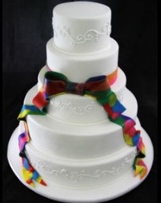 15 Fabulous Gay Wedding Cakes!