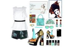 """""""Printemps"""" by belldraw ❤ liked on Polyvore"""