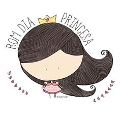 Bia Pof Portuguese Quotes, Memory Journal, Happy Week End, Cute Cartoon Girl, Pretty Drawings, Kawaii Stationery, Good Morning Good Night, Sweet Words, Cheer Up