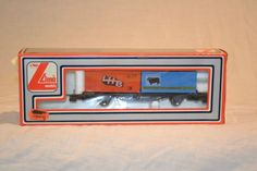 Lima, Scotch Beef/LHB Container Wagon (12 in total)