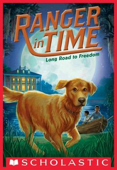 Ranger is a time-traveling golden retriever with search-and-rescue training. In this adventure, he goes to a Maryland plantation during the days of American slavery, where he meets a young girl named Sarah. When she learns that the owner has plans to sell her little brother, Jesse, to a plantation in the Deep South, it means they could be separated forever. Sarah takes their future into her own hands and decides there's only one way to run -- north.