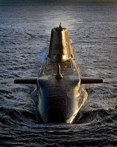 HMS Ambush, Royal Navy Submarine - Astute class-made in my home town