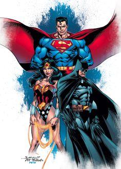 DC-Trio-Superman-WonderWoman-Batman