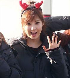 Seohyun so cute!